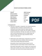 Rpp Energi,Usaha k13 Revisi