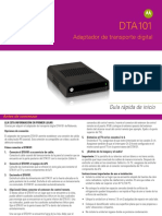 DTA101 Motorola