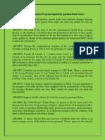 AiDLo Management Program Important Question Bank Series-2