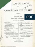 Cantos Al Corazon de Jesús