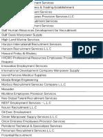 list of companies in uae