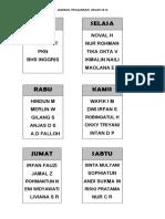 365078487 BANK SOAL Daftar Isi Soal Ulangan Harian Bahasa Indonesia Kelas 7 Rev 2017