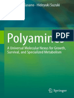 Tomonobu Kusano, Hideyuki Suzuki (Eds.)-Polyamines_ a Universal Molecular Nexus for Growth, Survival, And Specialized Metabolism-Springer Japan (2015)