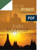 India-Myanmar 2018
