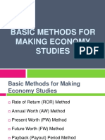 ESENECO [7] Basic Methods for Making Economy Studies.pptx