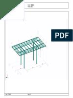 Autodesk Robot Structural Analysis Professional 2012 - [Vue - Cas _ 1 (PERM1)]
