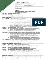 CV Samples.pdf