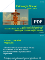 Clases UCO PsSocial 2018