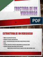 Estructura de Un Videojuego