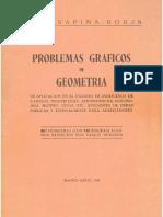 Sapiña. Problemas Gráficos de Geometría