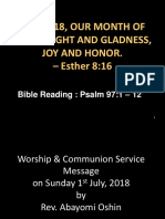 2018 07 01 DIVINE LIGHT AND GLADNESS.pptx