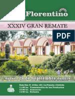 Catálogo Haras Don Florentino Sept-2018