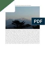 Sandakphu Trek the Most Beautiful Hike Through Eastern Himalayas