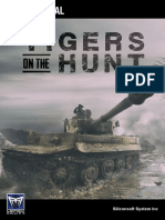 Tigers on the Hunt Manual eBook Printer-Friendly