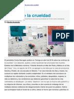 Monika Arredondo - Acerca de la crueldad