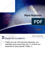 Plant Nutrition-By Iis