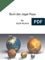 Earth n Jagad Raya