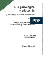 Desarrollo psicológico y educación Volumen, capítulo 2