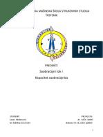 Projektni Zadatak Integrisani Transport