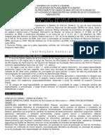 Edital Do Ultimo Concurso Hemocentro-2009