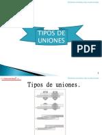 tipos de union