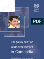 Youth Employment in Cambodia