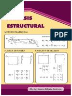 Análisis Estructural (Ing. Genaro Delgado Contreras)