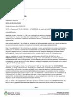 Resolución Ministerio de Cultura para cobrar entrada a museos
