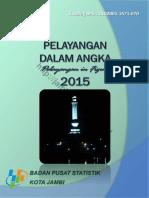 Pelayangan Dalam Angka 2015