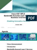 Cisco - Mpls