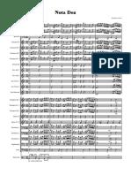Nota Dez Score