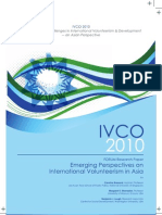 IVCO 2010 Emerging Perspectives FORUM