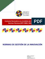 Normas Innovacion Colombia