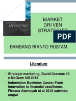 01. Market Driven Strategies