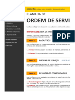 Ordem de Serviço 3.0-Demo