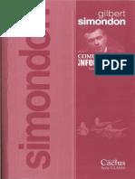 COMUNICACIO_N E INFORMACIO_N_Curso de Simondon_pro_logo, intro y parte 1[248478].pdf