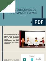 Presentaciones de información vía web.pptx