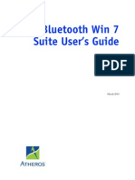 Atheros BT Win7 User Guide