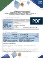 Guía de Actividades y Rúbrica de Evaluación Fase 2_Informe de Actividades Planeación y Control de Operaciones