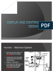 05 Display and Control Design