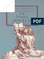 Canetti, Elias - La Lengua Absuelta