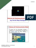 Geomatica -Capitulo 1 - 03 Sistema de Posicionamiento Global