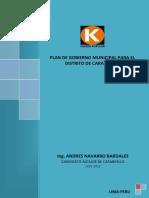 Plan de Gobiernos Fuerza Popular Carabayllo