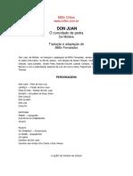 Molière- Don Juan