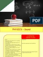 Physics 21 - Sound.pptx