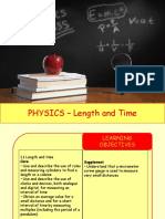 Physics 1 - Length and time.pptx