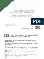 ISO 27001 Proceso de Auditoria.