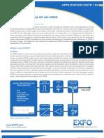 The Fundamentals of an OTDR