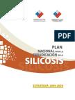 Plan Nacional Erradicación de La Silicosis