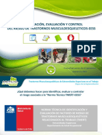 Implementación Norma Tecnica Tmert-eess Ene2015